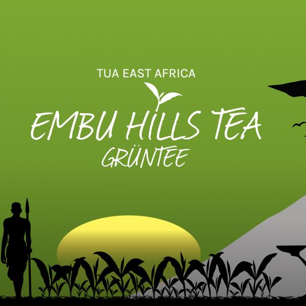 Embu Hills Tea Grüntee