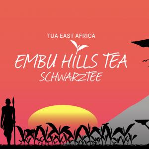 Embu Hills Tea Schwarztee
