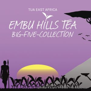 Embu Hills Tea - Big Five Collection Tee