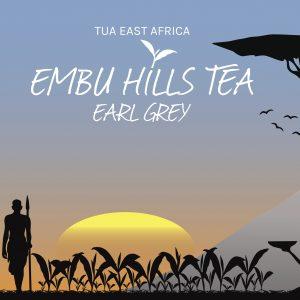 Embu Hills Tea - Earl Grey Tee