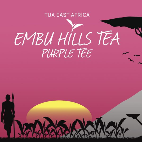 Embu Hills Tea - Purple Tee