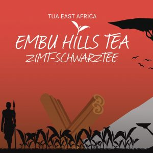 Embu Hills Tea - Zimt Schwarztee